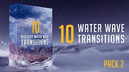 Water Wave Transitions Pack 4 - 2