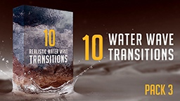 Water Wave Transitions Pack 4 - 3
