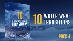 Water Wave Transitions Pack 1 - 3
