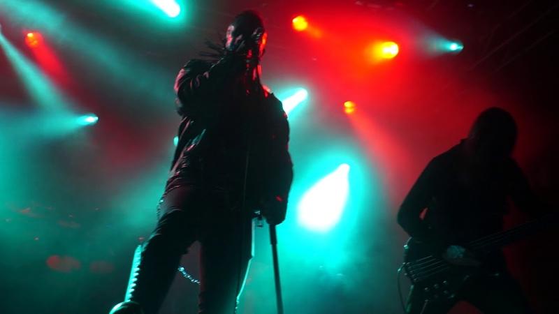Thy Darkened Shade at SteelChaos 10.11.2018 Nosturi Helsinki