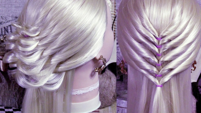 Hairstyle Super-fish | Hairstyles by REM | Copyright ©
