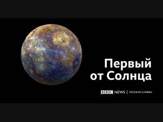 Как будут исследовать Меркурий