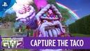 Plants vs Zombies Garden Warfare 2 I Capture the Taco Free Update PS4