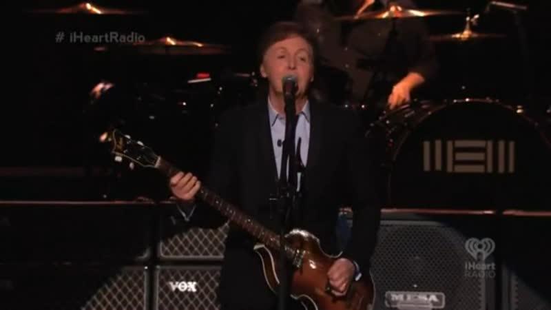 Paul McCartney – Eight Days A Week (217) Live at Frank Sinatra School Of The Arts (09.009.2013)