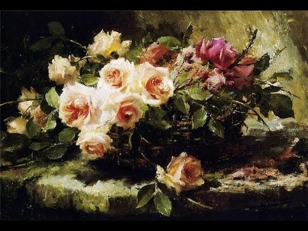 Fascination ✽ Frans Mortelmans (1865-1936) Belgian painter