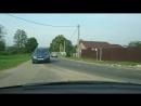 Выезд со второстепенной дороги, уступаем слева и справа