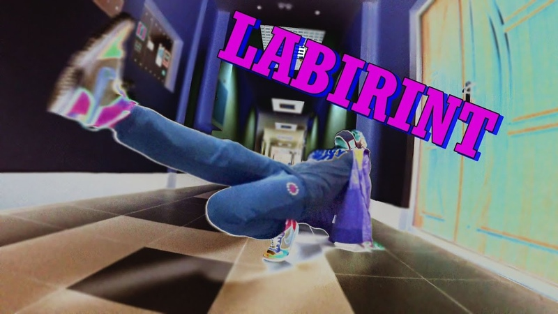 Nastra x Needow - Labirint | Танец от души | MadNass