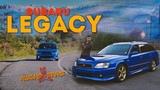 Absurd Drive - Subaru Legacy GT-B - [Почти STI?]