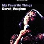 Sarah Vaughan альбом My Favorite Things
