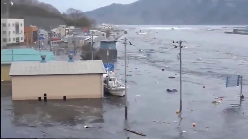 Tsunami Amatör Kameranın Çektiklerine İnanamayacaksınız JAPONYA