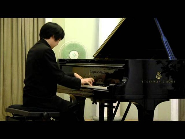 Mao Fujita plays Bach/Busoni - Chaconne in D minor BWV 1004