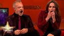 Keira Knightley Uses Her TEETH As A Musical Instrument The Graham Norton Show
