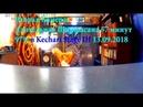 Длительная Ширшасана 56 минут 97% в Kechari Stage III вторая Камера 13 09 2018