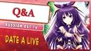 Date A Live 2 [Q A ] (Marie Bibika Roro Ai Russian Cover)
