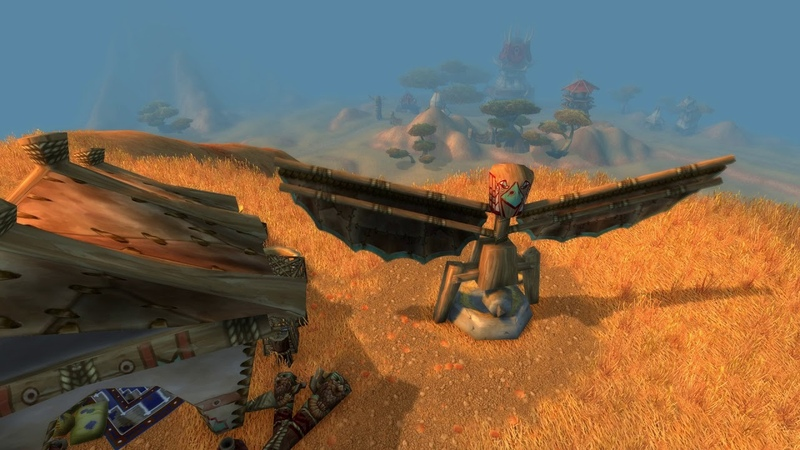 WoW Classic Graphics Preview: The Barrens