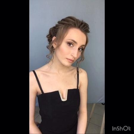 "Lilia🌹 on Instagram: ""Мастер своего дела @klimova_makeup_ makeup haircut style model"""