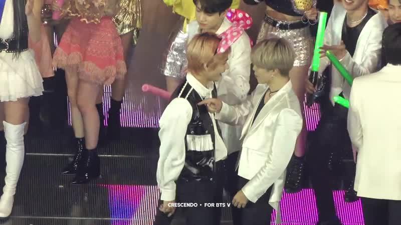 181228 KBS (BTS V focus) Amor Fati