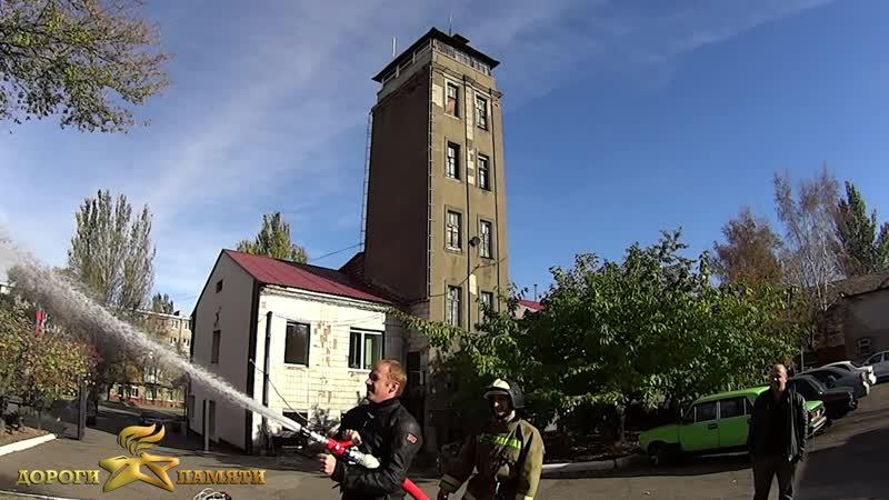 На экскурсии в пожарно-спасательную часть, 3 ноября 2018. Часть 4