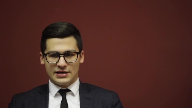Интервью с выпускниками РЭУ им. Г.В. Плеханова из серии Я всего достиг сам