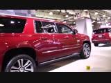 2018 GMC Yukon Denali XL - Exterior and Interior Walkaround - 2018 New York Auto Show