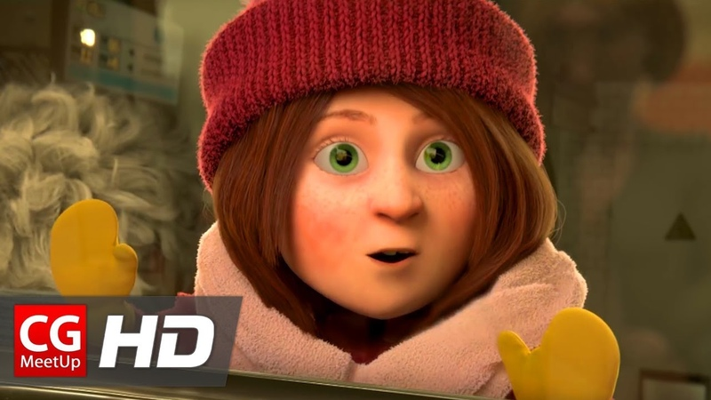 CGI Animated Short Film: Meli Metro by ESMA | CGMeetup