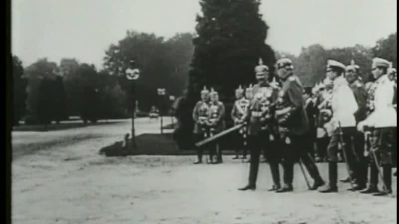 Первая мировая война. Битвы в окопах 1914 - 1918 (эпизод 1).