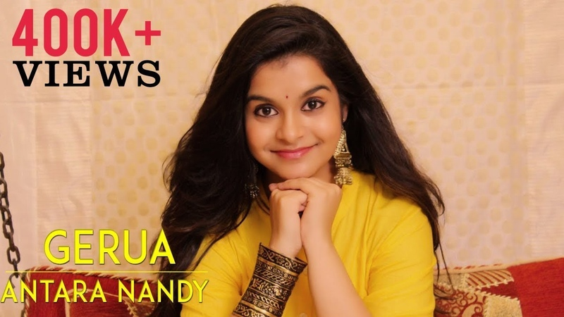 Gerua   Dilwale   Arijit Singh   World Music Day   Cover Song - Antara Nandy with Keethan