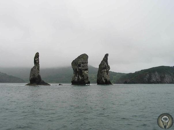 10 самых впечатляющих морских скал.