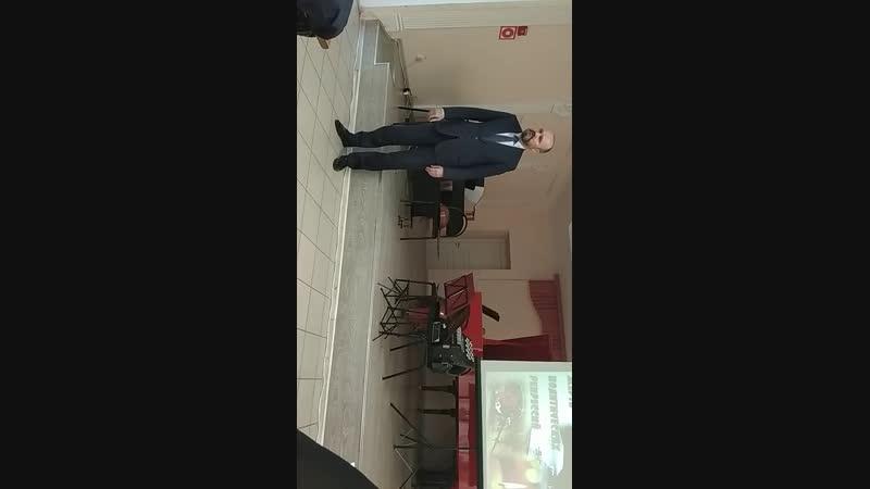 Live: Детская школа искусств г.Переславля-Залесского