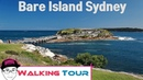 Sydney Walks- Mission Impossible 2 Filming Location Bare Island Fort