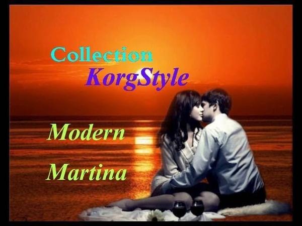 Collection KorgStyle -ItaloDisco80 (Korg Pa 900) NonStop 2018 New