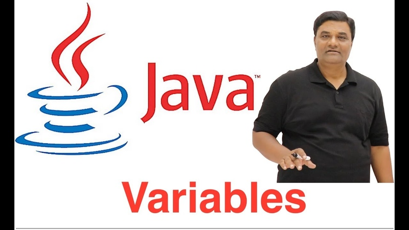 6. Everything about Variables in JAVA