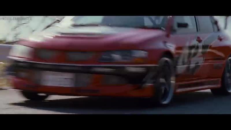 FAST and FURIOUS_ TOKYO DRIFT - Sean Learns to Drift (Evo IX) 1080HD