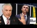 Temer faz apelo ao PT para que não sabote e destrua o Governo Bolsonaro e é intensamente aplaudido