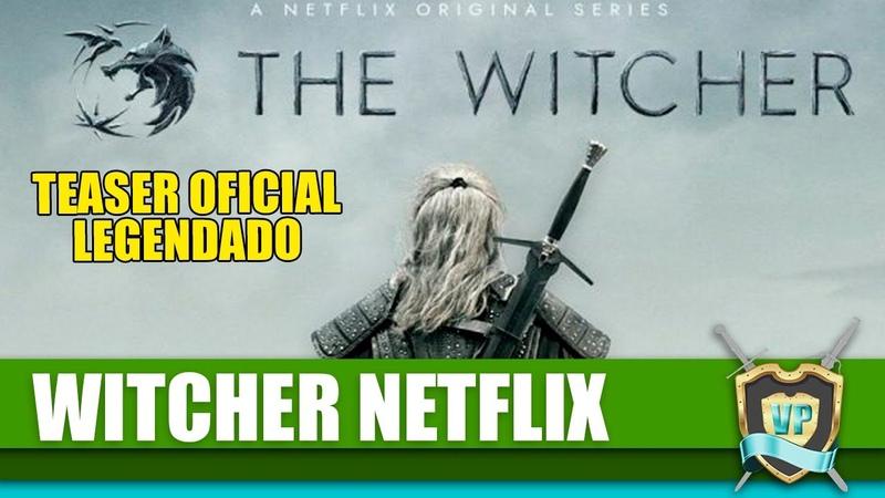 Teaser Oficial The Witcher Netflix LEGENDADO