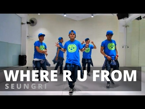 WHERE ARE YOU FROM by Seungri | Zumba® | KPop | TML Crew Vietnam Bryan Moico