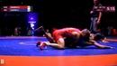 GOLD GR - 77 kg: E. KADIROV (RUS) v. Z. ZASHEV (BUL)