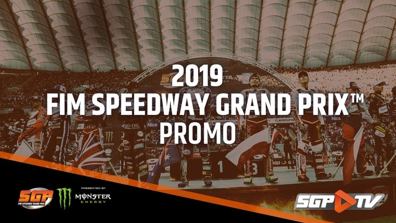 FIM Speedway Grand Prix Promo   SGP 2019