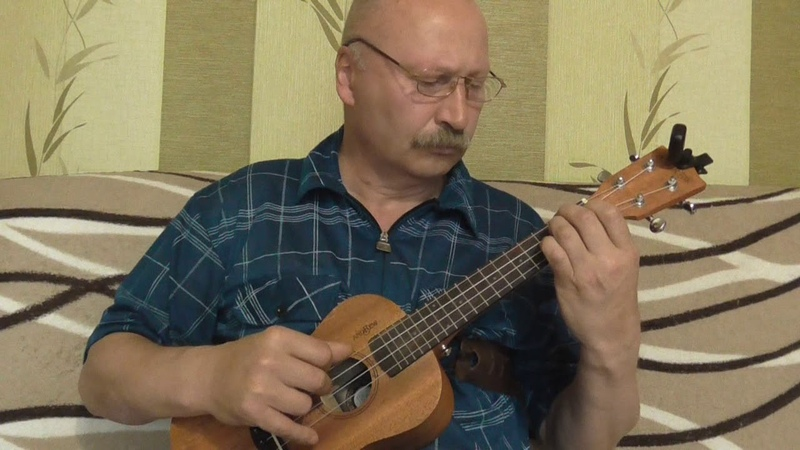 Manchester et Liverpool - A. Popp (ukulele) \ Манчестер и Ливерпуль - А. Попп (укулеле)