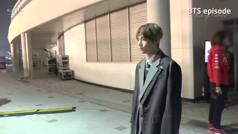 На красную дорожку BANGTAN TV 190120 [EPISODE] BTSx MGA 2018