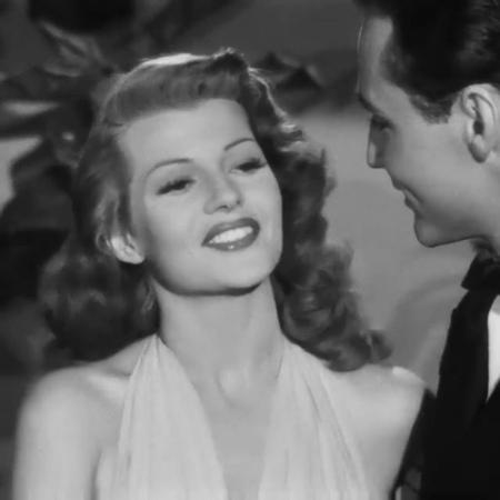 Movies music on Instagram No smoking 💣 Gilda 1946 ritahayworth glennford gilda charlesvidor 40sdress 40s 40sfashion 1940s classi