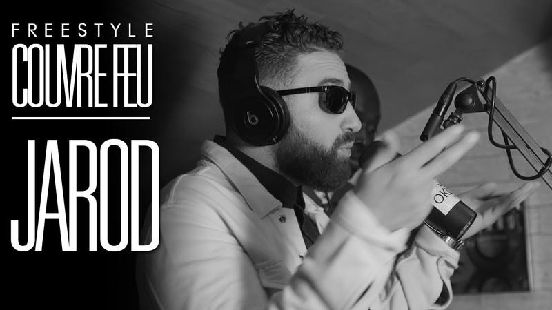 JAROD - Freestyle COUVRE FEU sur OKLM Radio {OKLM TV}