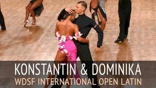 Konstantin Gorodilov & Dominika Bergmannova | Румба | WDSF Open Latin Under 21