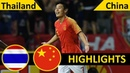 Thailand vs China 1−2 Highlight All Goals Asian Cup 2019 HD