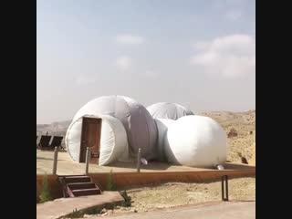 Bubble Luxotel Petra, Jordan