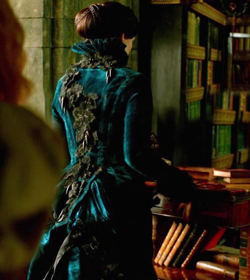 Тайны костюмера «Багрового пика» Кейт Хоули. Часть 2