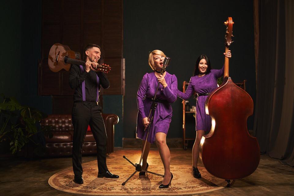 """Афиша Самара Marvisla Trio в """"Pleasures"""" (гастробар)"""