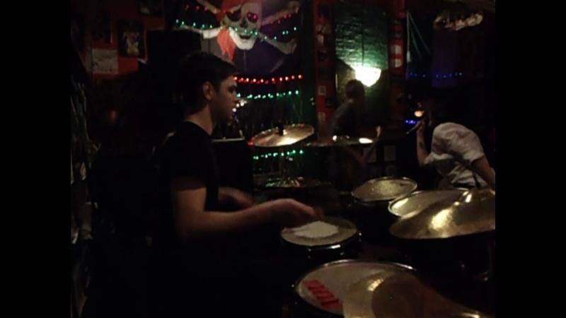This Aint a Scene, Its an Arms Race drum cam Max Fomenko