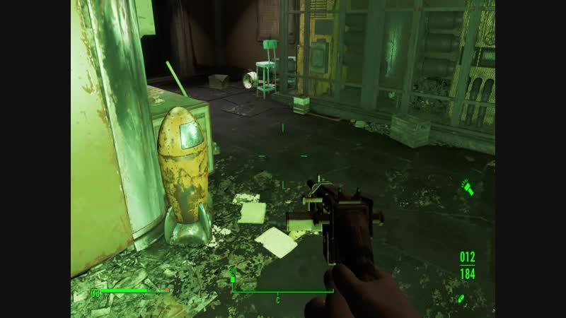 Fallout 4 Automatron 9