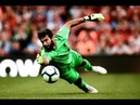 Alisson Becker ► Amazing Saves 2018 19 Passing Skills HD